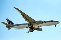 Qatar Airways Boeing 777-200LR arriving at LAX (A7-BBB) (wilco737) Tags: klax lax los angeles international airport aviation plane planes airplane airplanes spotting spotter planespotter planespotting boeing boeing777 boeing772 boeing77l boeing777200 boeing777200lr b777 b772 b77l b777200 b777200lr 777 772 77l 777200 777200lr boeing7772dz boeing7772dzlr b7772dz b7772dzlr 7772dz 7772dzlr a7bbb 36013 ln762 ln 762 qatar airways qr qtr