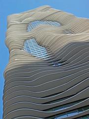 Looking Up at Aqua Tower (Mark...L) Tags: aquatower chicago