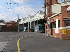 Melbourne Trams 2006 P7230973 (jsmatlak) Tags: melbourne australia tram trolley streetcar electric railway train
