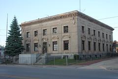 Ashtabula Municipal Building (joseph a) Tags: ashtabula ohio municipalbuilding cityhall abandoned