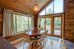The Dining Area (jayklosinski) Tags: vacation rental northwoods snowmobiling skiing atv wisconsin michigan
