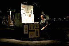 Street artist (pierpaolourga) Tags: rivadeglischiavoni venezia raw