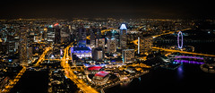 Singapore (wymi_90) Tags: sngapore singapur travel city cityscape stadt architektur architecture panorama olympus raw night