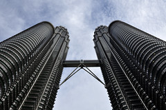 The mighty Petrronas Towers (mjevons1) Tags: malaysia nikon d7200 petronas towers kualalumpur nxd