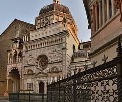 Cappella Colleoni, Bergamo Citta Alta (Alona Azaria) Tags: cappella colleoni bergamo cittaalta italy italia lombardia lombardy unesco