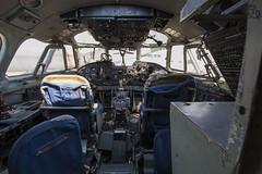 Abandoned Antonov (katka.havlikova) Tags: abandoned plane antonov bulgaria bulharsko air airport transport transportation cockpit vehicle travel travelling