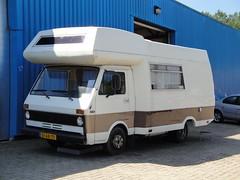 Volkswagen LT35 Camper 51-AB-70 (Stollie1) Tags: volkswagen camper lt35 51ab70