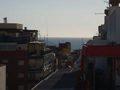 Fabulosas vistas al mar, en pleno centro de Benidorm. Solicite más información a su inmobiliaria de confianza en Benidorm  www.inmobiliariabenidorm.com