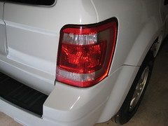 2011 Ford Escape Tail Light Assembly (Paul Michaelz) Tags: light ford lamp bulb turn diy do escape tail steps replacement it part numbers bulbs instructions brake how guide reverse suv 2008 signal yourself 2009 2012 2010 replace 2011