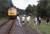 564-19 1062 obbo 25071992 (Doctor Majuba) Tags: blue ranger rail railway class severn valley western locomotive courier region thousand association 52 hydraulic svr kidderminster d1013 d1062