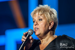 Mimie Mathy at Les Enfoirés 2013