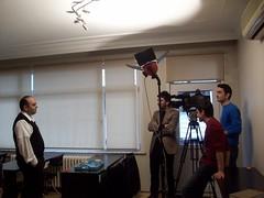 Beyaz TV - İş ve Yaşam Programı - Kamera Arkası Görüntüleri - 09.02.2013 (5)