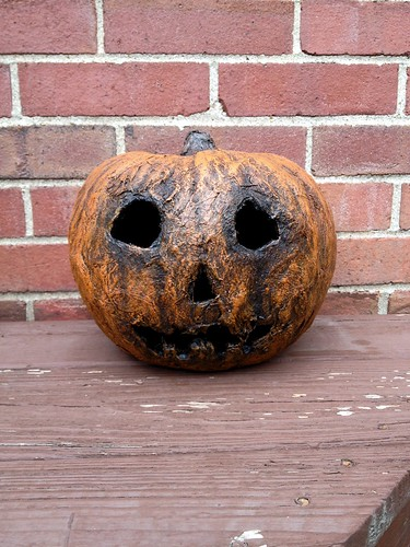 Halloween 1 1978 Rotted pumpkin