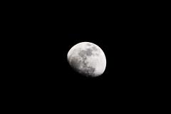 Everyday there's a beautiful moon (dima_abuarida) Tags: moon photography nikon fullmoon jordan moonphases mehtap d3100 flickrandroidapp:filter=none februarynikkortelephotozoomlens