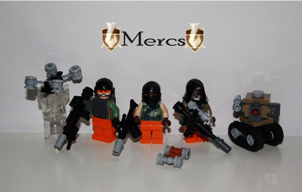 Lego ksg bo2