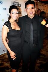 Courtney Mazza, Mario Lopez, The Baby Bump