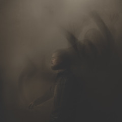 inner demons. (ted craig) Tags: light shadow dark 50mm movement exposure fear double 5d 365 mkii 2013 tedcraigphotography