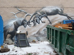 Toronto 2013 (bella.m) Tags: streetart toronto ontario canada art graffiti spray urbanart aerosol