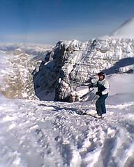Val da Mesdi - Sass Pordoi