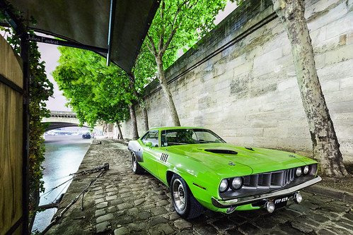 Plymouth Barracuda 1971 [EXPLORE]