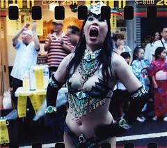 The Star Festival (Tanabata) 1 (Active Film) Tags: 6x6 mamiya iso800 645 venus zoom 35mmfilm brownie fujifilm af 6x7 6x45 45mm 145 c41 6x8 6x12 55110mm