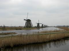 (_JamesDavies) Tags: holland netherlands windmills kinderdijk