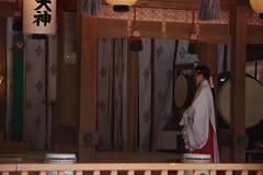 巫女-八重垣神社