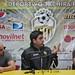 Pedro Fernandez, Daniel Farias y Francisco Flores