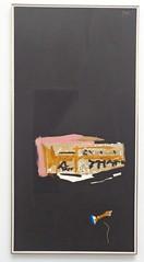 Robert Motherwell, Music Over Music, 1981 (sftrajan) Tags: sanfrancisco deyoungmuseum museum painting modernart musee museo  2013 robertmotherwell
