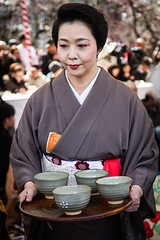 Umeka-San (Laruse Junior) Tags: voyage park trip travel portrait beauty japan canon asian temple kyoto shrine market tea maiko geiko geisha 7d kitano teaceremony parc marché japon sanctuary vacance meiko sanctuaire tenmagu umeka plumblossomfestival kitanotenmagushrine cérémonieduthéfestivaldelafleurdeprune baikasaifestival