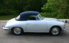 """1964 Porsche Cabriolet • <a style=""""font-size:0.8em;"""" href=""""http://www.flickr.com/photos/85572005@N00/8545041873/"""" target=""""_blank"""">View on Flickr</a>"""
