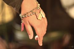 candy (AnaZamora) Tags: colors photography nikon dof hand candy bokeh charm bracelet 58mm charms mag helios f20 44m6 d3100