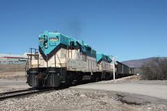 Arizona Central Railroad (twm1340) Tags: railroad arizona central az locomotive drake clarkdale emd gp9 3413 azcr gp9r