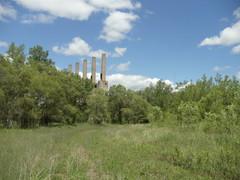 From A Distance (Stripeythecrab) Tags: abandoned minnesota works gopher ammunition ulands gopherordanceworks ordnace