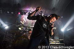 Anberlin @ Saint Andrews Hall, Detroit, MI - 03-15-13 (schwegweb) Tags: michigan detroit anberlin 2013 march15th saintandrewshall chrisschwegler schwegweb
