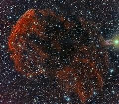 IC443 - Nebulosa Medusa (Alfredo Beltrán) Tags: canon bogotá ngc dslr phd celestron iso1600 c6 sct 500d stellarvue ssag Astrometrydotnet:status=solved ioptron Astrometrydotnet:version=14400 ieq45 backyardeos f60m3 Astrometrydotnet:id=alpha20130336477050