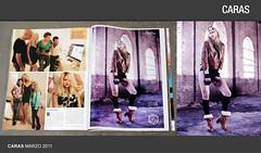 publicacin - New Factory (ASF dg) Tags: revistas zapatos fotos temporada produccion campaa publicacion