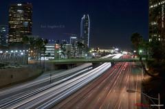 LA @ night (GQjai) Tags: la losangeles ca night longexposure nightshot nikon gqjai timothy luc