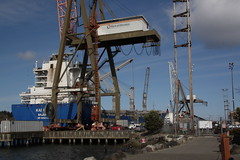 Fracking Ship in Port (Berd) Tags: water ecology washington jobs labor politics pollution olympia environment economy globalwarming policy fossilfuels portofolympia fracking