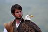"""Dans une même direction...! (Bruce """"El Diabolo"""") Tags: chateau aude oiseau peyrepertuse rapace pygargue fauconnerie"""