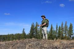 enjoying the view (fly flipper) Tags: bluemountains mtmisery asotincounty umatillanationalforest mtmiserytrail