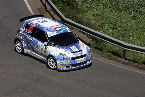 37 Rally Islas Canarias El Corte Inglés Las Emisoras Cueva Corcho Valleseco 2ª etapa (23-03-2013)