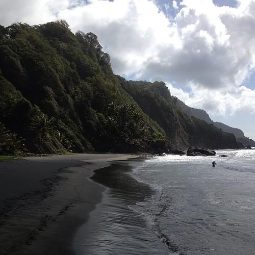 Le bout du bout de l'île