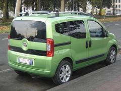 Antwerpen: Fiat Qubo (harry_nl) Tags: belgium fiat belgië antwerpen 2012 qcar qubo