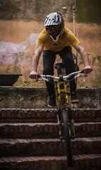 Freeride (Patriziovoltage) Tags: mountainbike downhill mtb freeride actionsport
