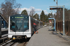 Lambertseterbanen (Andreas Viseth) Tags: ktp lambertseter tbane tbanen karlsrud munkelia brattlikollen