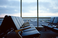 Empty (a l e x . k) Tags: film airport san francisco pentax sfo international lx fa43mmf19