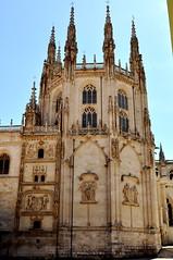 Capilla de los Condestables de Castilla. Catedral de Burgos. (lumog37) Tags: architecture arquitectura gothic cathedrals dome catedrales cpula gtico
