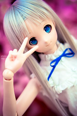 DSC01761 () Tags: dolls custom volks menma dollfiedream anohana meikohonma