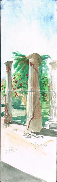 Ruins: Pompeii